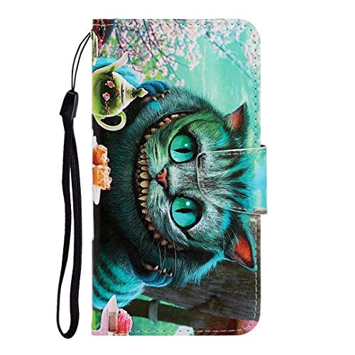 for Xiaomi MI 10T / MI 10T Pro Case, Shockproof PU Leather Flip Notebook Wallet Phone Case with Magnetic Closure Card Holder Folio Slim Soft TPU Bumper Protective Cover for Xiaomi MI 10T / MI 10T Pro