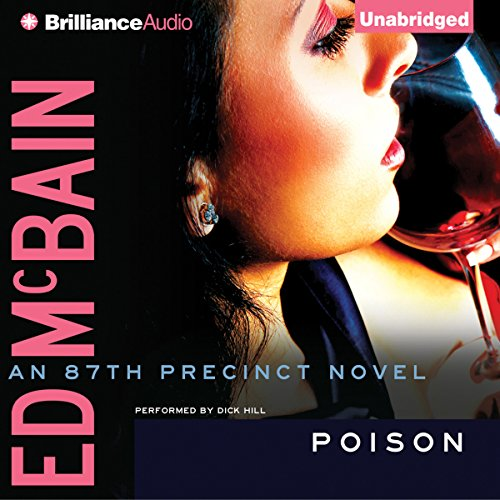 Poison audiobook cover art