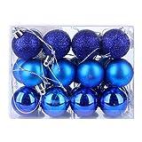 DomoWin Bolas de Navidad, Bolas para árbol de Navidad...