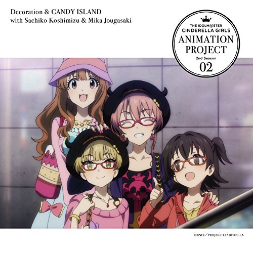 THE IDOLM@STER CINDERELLA GIRLS ANIMATION PROJECT 2nd Season 02