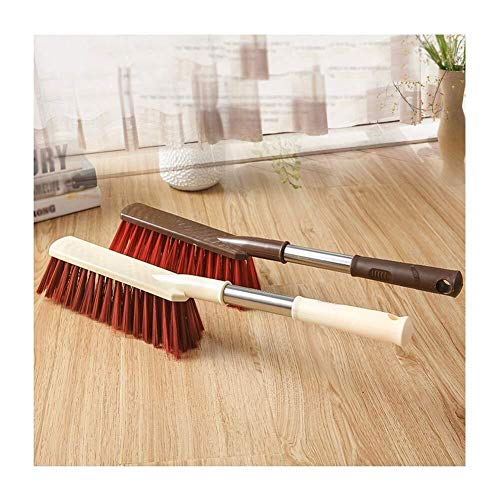 NJIUHB Stro Bezem Vegen Dust Soft Lange anti-slip handvat wand-Gebruik binnenshuis (Size, 47x8cm), 47x8cm (Size : 47x8cm)