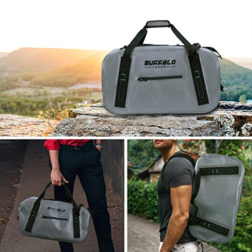Buffalo Waterproof Gym Duffel