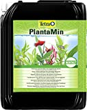 Tetra PlantaMin 5 L - Fertilizante rico en hierro para unas plantas exuberantes y de un verde intenso