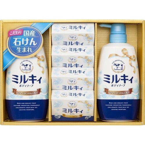 (6個まとめ売り) 牛乳石鹸 カウブランドセレクトギフトセット B4103575