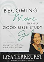 Becoming More Than Good Bible Study Girl [DVD] [Import]