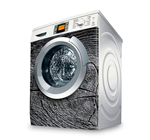 setecientosgramos Vinilo Lavadora | Stickers Washing Machine| Pegatina Lavadora | WoodTexture