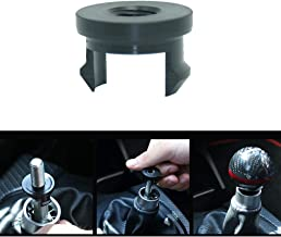 wz heng M10X1.5 10 1.5 MT Gear Shift Knob Boot Retainer Adapter Shift Cover for Fit