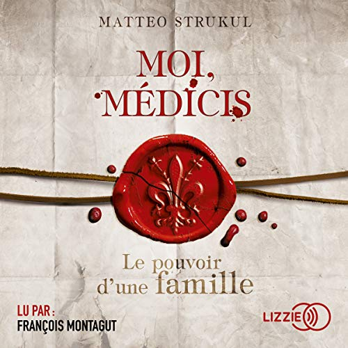Moi, Médicis audiobook cover art
