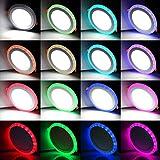 Immagine 2 bioaley doppia lampada a colori