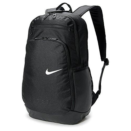 Nike Court Tech Backpack 2.0 Mochila, Hombre, Negro/Blanco Black/White, Talla Única