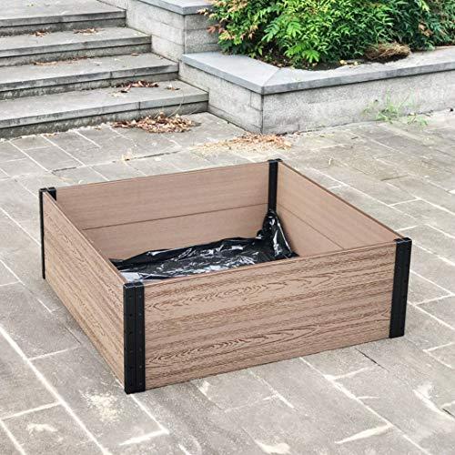 Everbloom Premium Deep Root Raised Garden Bed 40