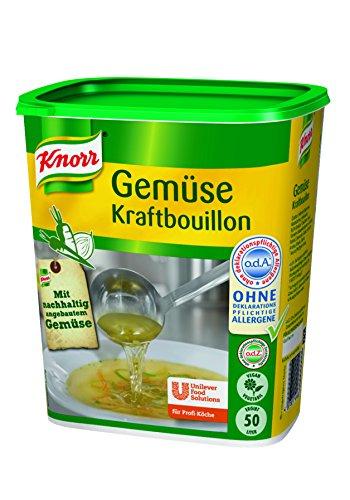 Knorr Gemüse Kraftbouillon, 1000 g