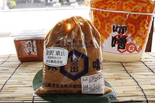 本江醸造食品 高級日の出味噌(10割こうじ味噌)1kg