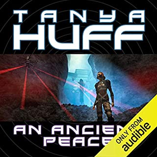 An Ancient Peace audiobook cover art