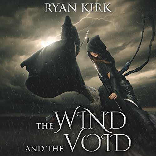 The Wind and the Void audiobook cover art