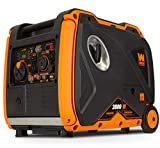 WEN 56380i Super Quiet 3800-Watt Portable Inverter...