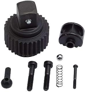 HAZET 9007S-1 49 mm Impact Adapter Phosphatised//Oiled