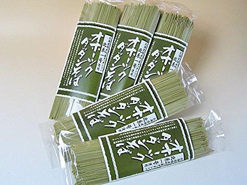 北海道産 韃靼そば(だったんそば 乾麺・200g)×5個 【出荷元:北海道四季工房】