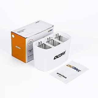 ADV RC Drone FancyswES8eety Placa de Cargador de concentrador Paralelo 3 en 1 para dji Phantom 4 Pro