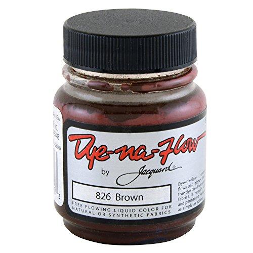 Jacquard Dye-Na-Flow 2.25 OZ Brown