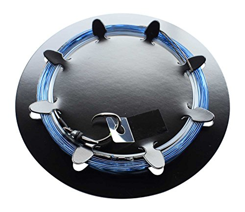 大洋ベンダーズ (TAIYO VENDORS) 最強クロマグロSC仕掛 ハリス30号 針22号 全長7.5m ブルー ブルー 全長7.5m