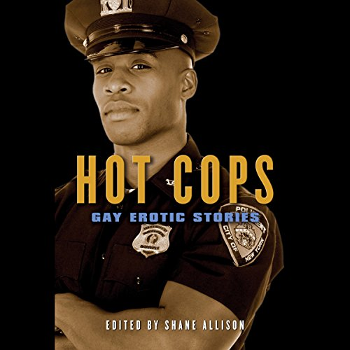 Hot Cops audiobook cover art