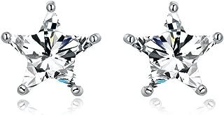 Best crystal star earrings Reviews