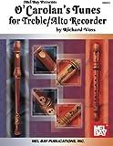 Mel Bay O'Carolan's Tunes for Treble/Alto Recorder