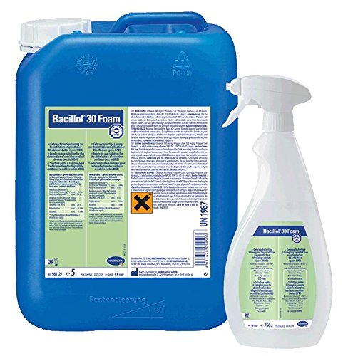 BACILLOL 30 Foam 750 ml