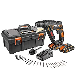 WORX WX390.5 Martillo, 20 V