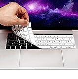 MyGadget Funda Teclado QWERTY [Español] para Apple MacBook 13' 15' (desde 2016) Touchbar - Skin...