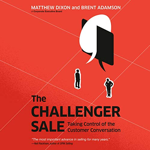The Challenger Sale cover art