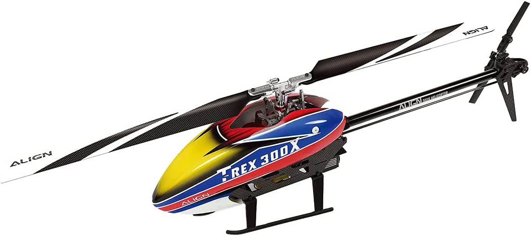 RC Reservation Helicopter T-REX Topics on TV 3D 300X Combo