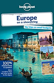 Europe on a Shoestring 8 (Country Regional Guides)