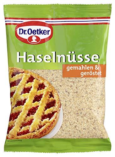 Dr. Oetker Haselnüsse gemahlen 100g (1 x 100 g)