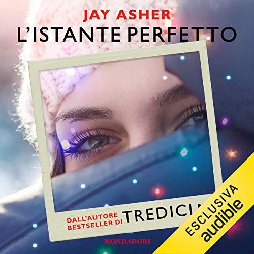 L'istante perfetto audiobook cover art