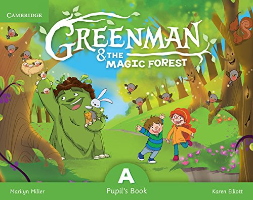 Greenman and the Magic Forest a - Pupil´s Book