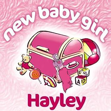 New Baby Girl Hayley