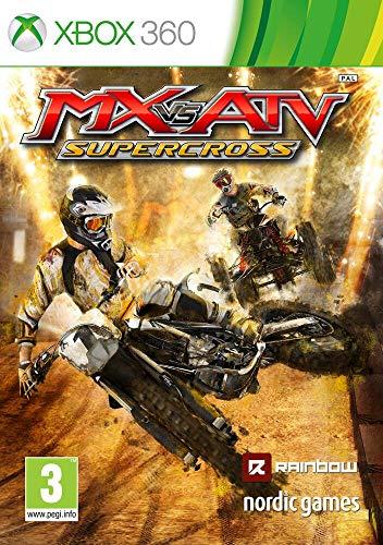 MX vs ATV Supercross (Xbox 360) - [Edizione: Regno Unito]