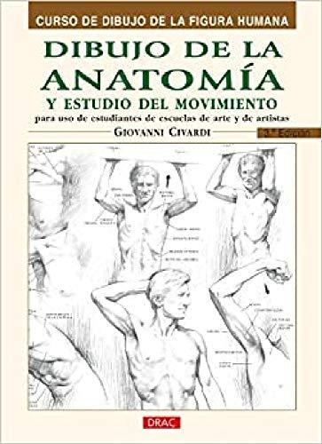 Dibujo de La Anatomia y Estudio del Movimiento