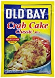 Old Bay Crab Cake Classic Crab Cake Mix, 1.24-Ounce Packets (Pack of 12) by Old Bay