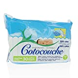Tetra Medical - Cotocouche Couches 100% Coton 1er Age 30 Couches