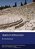 Aristophanes: Ecclesiazusae (Aris and Phillips Classical Texts)