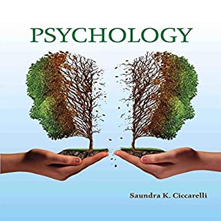 Psychology audiobook cover art