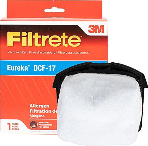 3M Filtrete Eureka Style DCF-17 Allergen Pkg Vacuum Filter