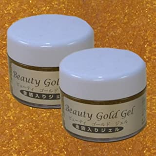 金イオンがお肌にハリと弾力を与える『ビューティゴールドジェル2個セット』(送料サービス)