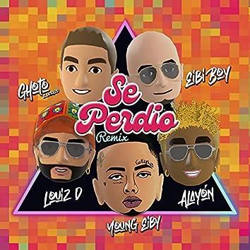Se Perdió (Remix)