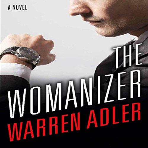The Womanizer audiobook cover art