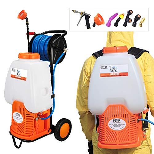 Best backpack sprayer battery