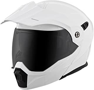 Scorpion EXO-AT950 Helmet - Solid (X-Large) (White)